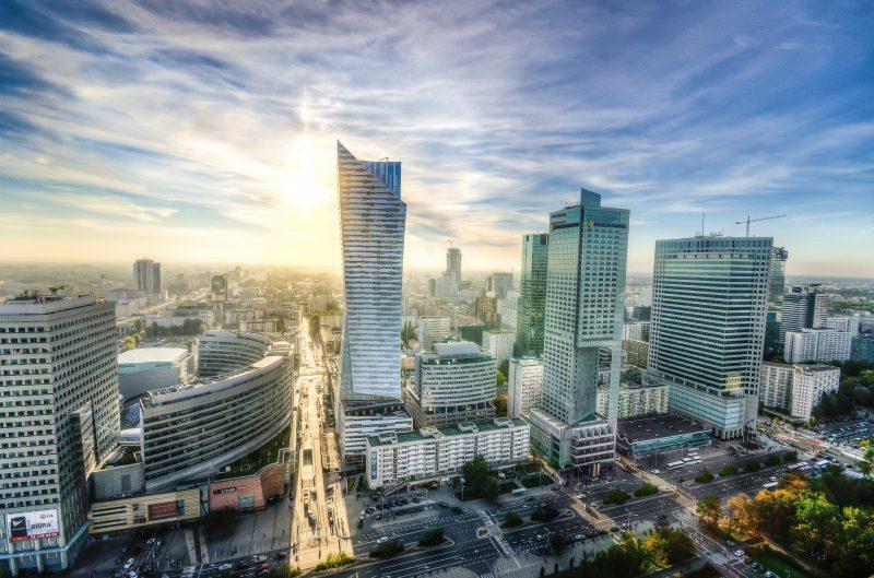 5 powodów, dla których warto przeprowadzić się do Warszawy